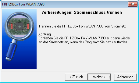 FRITZ!Box Recover 3