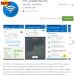 FRITZ!App WLAN (Quelle: Google Play)