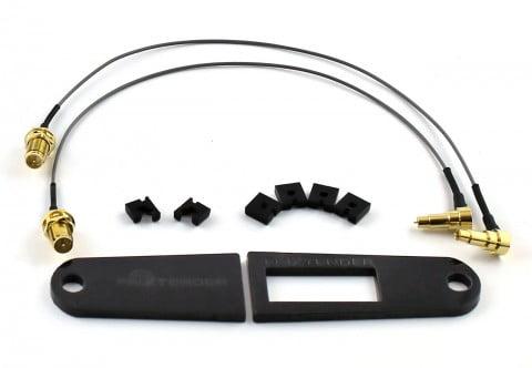 FriXtender Hirose Spezial für Fritz!Box 7330 externe WLAN Antennen Erweiterung