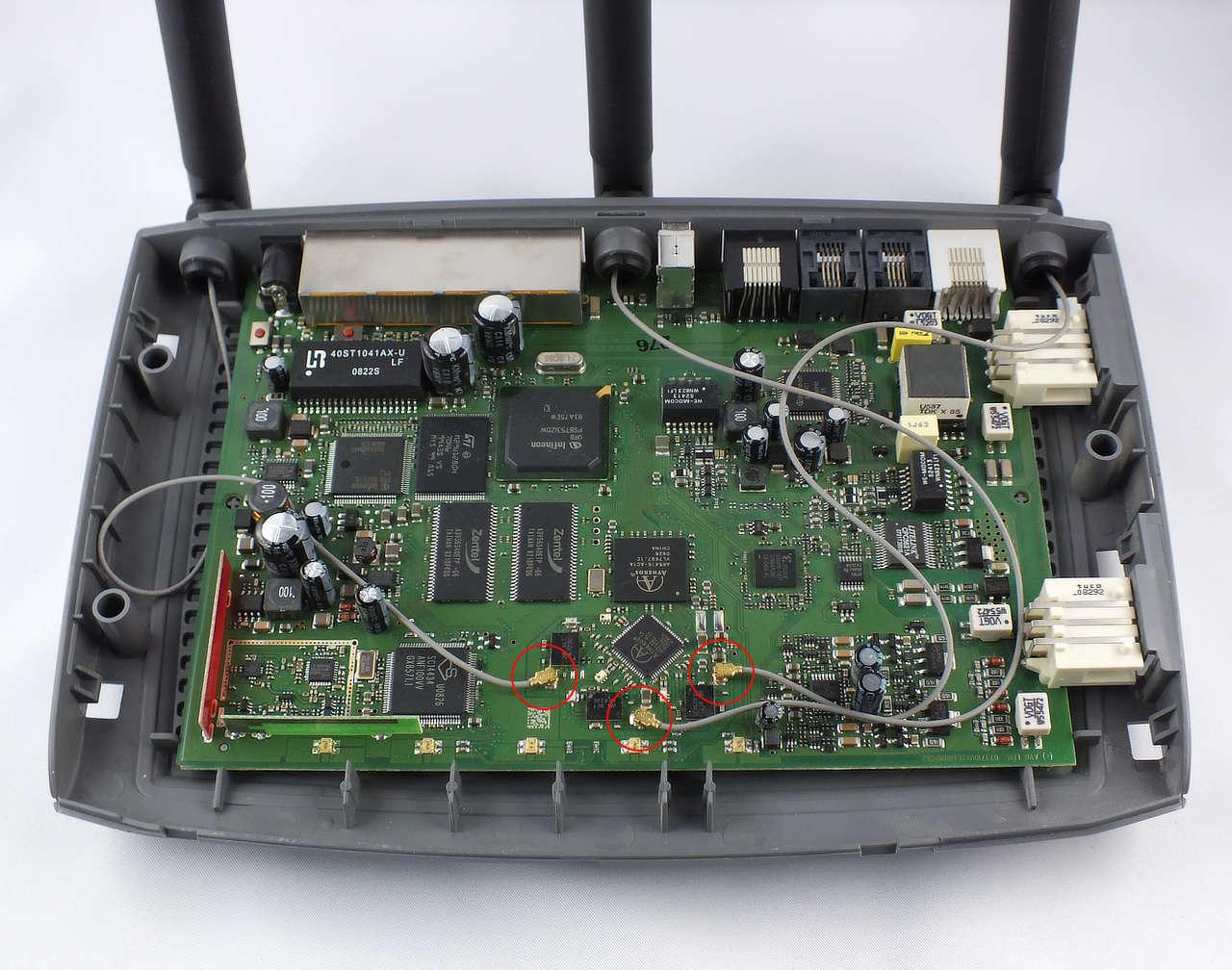 fritz box 7270 anzahl ben tigter antennen frixtender. Black Bedroom Furniture Sets. Home Design Ideas