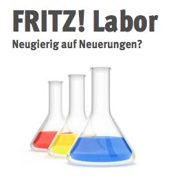 Fritz Labor Firmware für FRITZ!Box 7390 und 7490