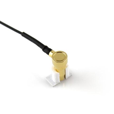 Murata Spezial Stecker mit Halterung im Detail - in dieser Kombination anbringen!