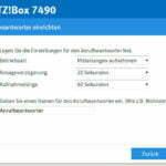 GIGA.de: Fritzbox Anrufbeantworter einrichten & Ansage einsprechen