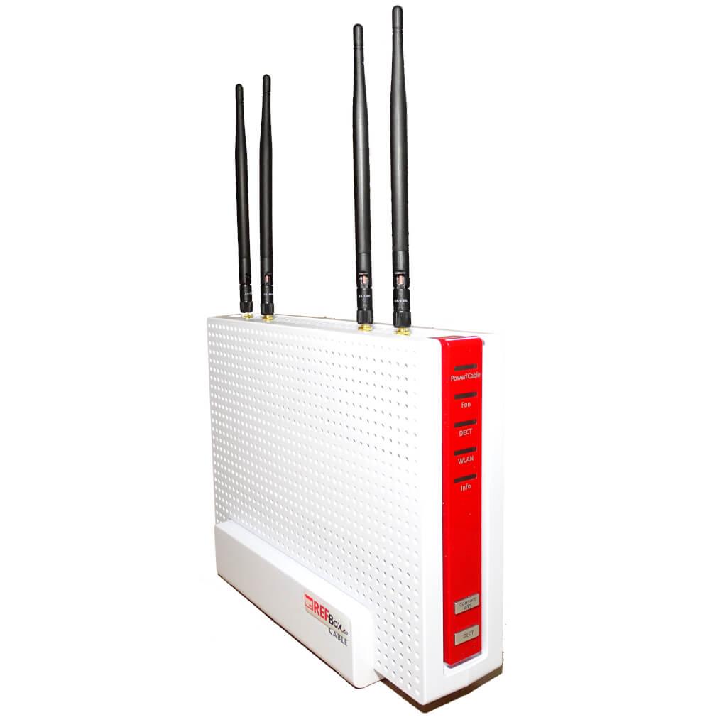 Kompatibilität der FRITZBox 20 Cable   FriXtender