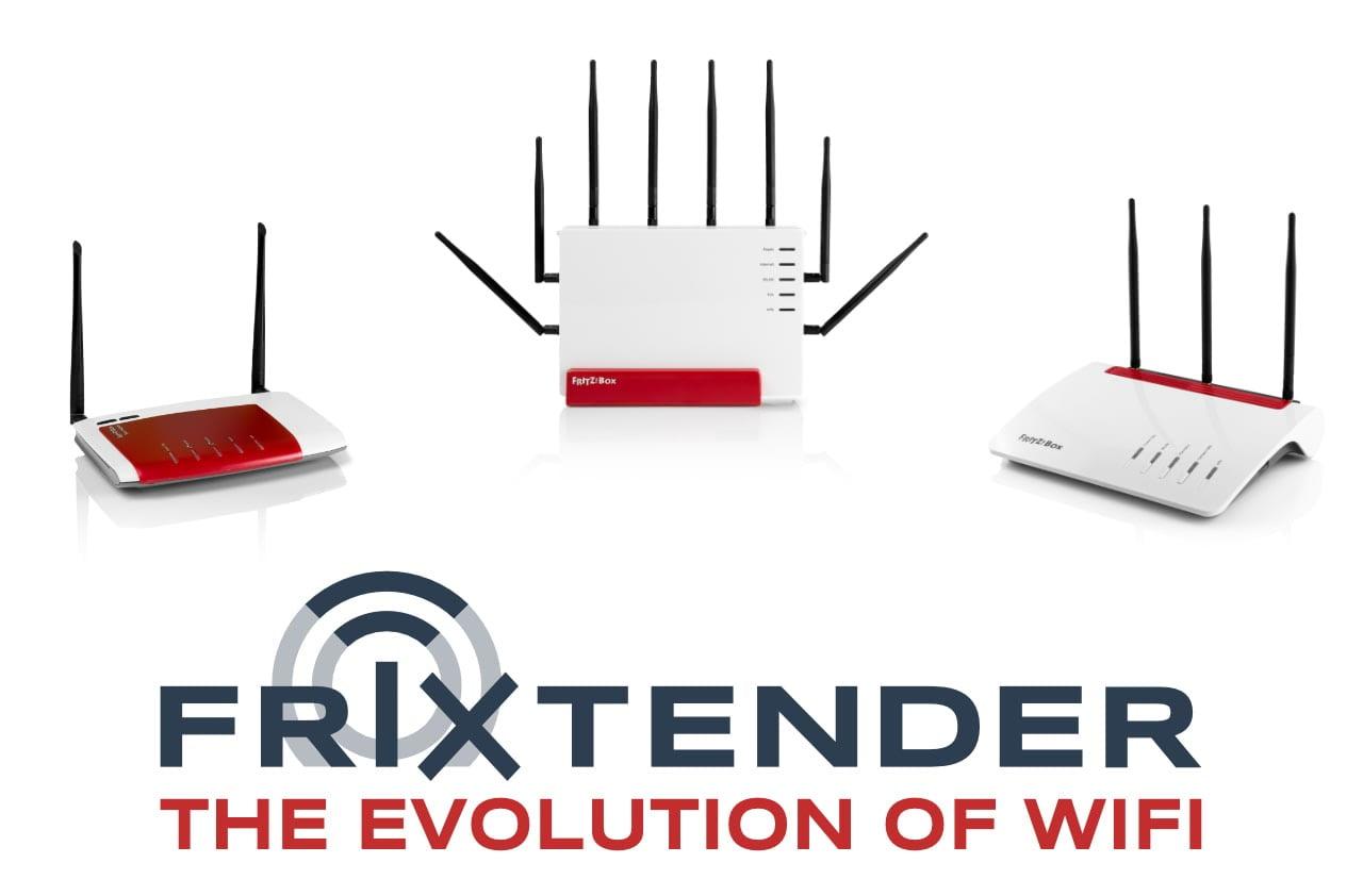 Frixtender Fritz Box Wifi Erweiterung Mit Externen Wlan