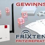 Gewinnspiel FRITZ!Repeater 1200