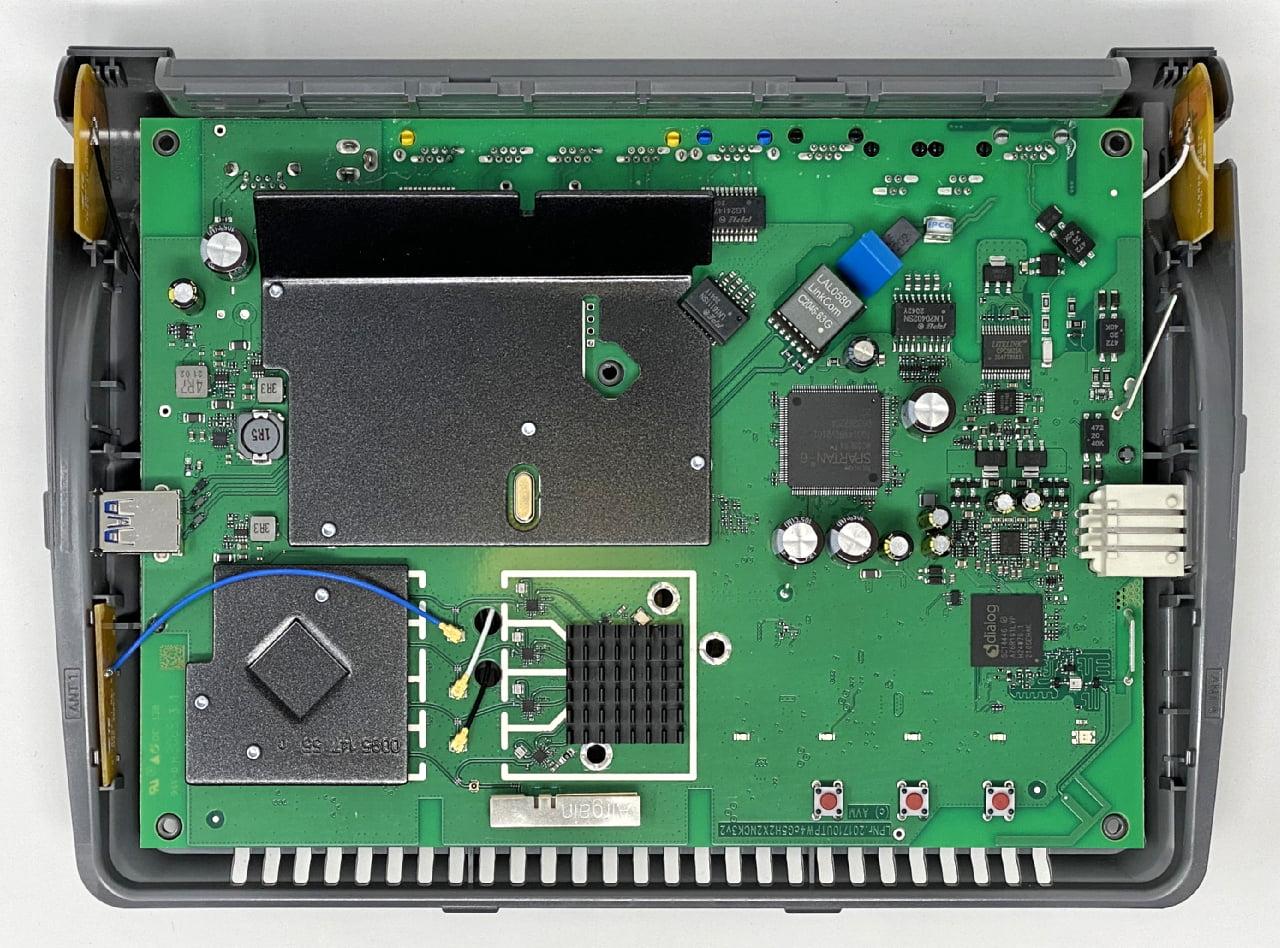 Kompatibilität der FRITZBox 20 AX – FriXtender