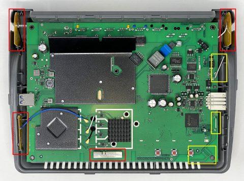 FRITZ!Box 7590 AX Antennenkonzept