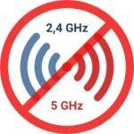 Nach Umbau kein 2,4 oder 5 GHz WLAN